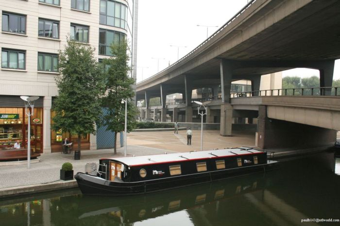 Jena Paddington Basin 2006-09-16 photo by Paul Bowery