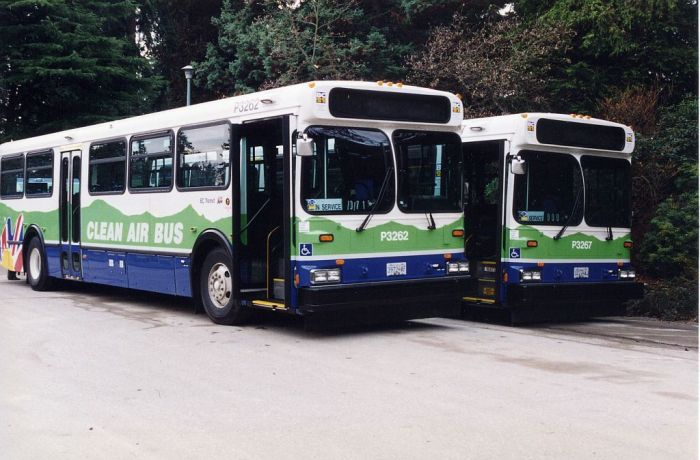 Introducing Clean Air Buses