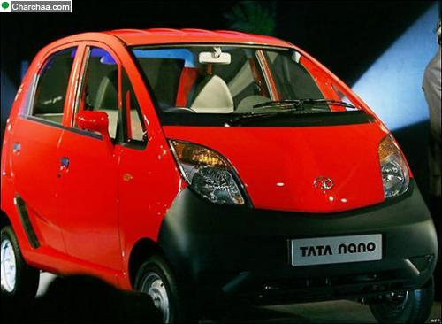 Tata's latest creation, the Nano, touted as the world's most inexpensive car!