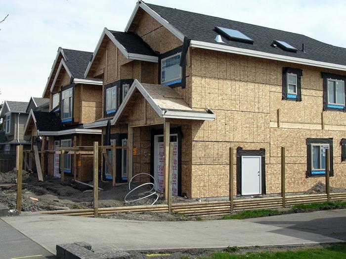 New Construction next door