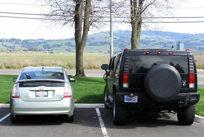 Prius in Bad Company