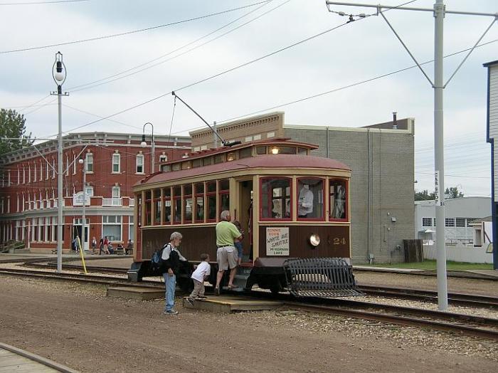 1920 St Fort Edmonton