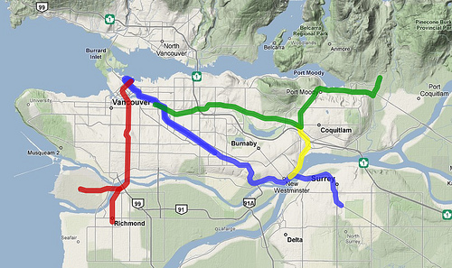 transit network 2014