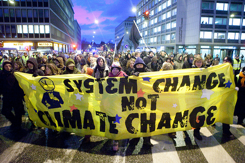 banner - United Nations Climate Change Conference