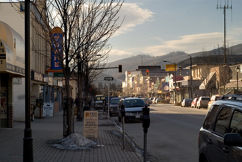 30th Street in Vernon