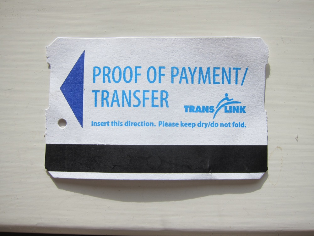 SkyTrain won't take bus transfers with new Compass Card system