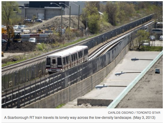 Politics hijacks transit planning yet again