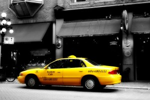 Big Yellow Taxi by C4Chaos