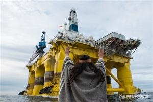 Greenpeace Shell BC