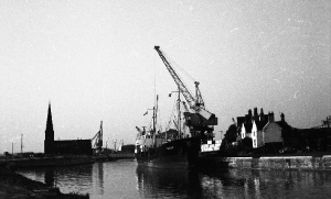 Weston Point Docks 1970