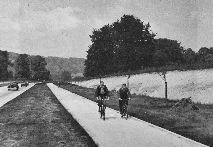 bike path 30s