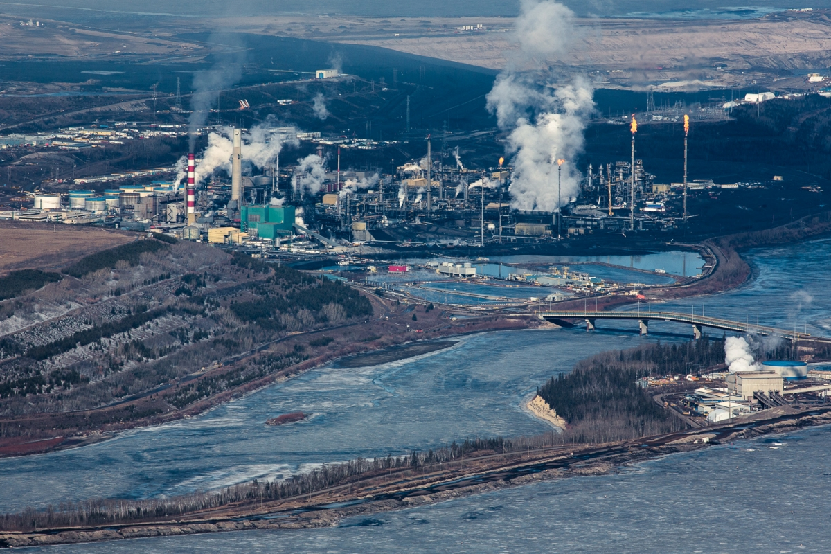 Alex McLean Oilsands 11 Suncor site, Alberta, Canada 140407-0617_0