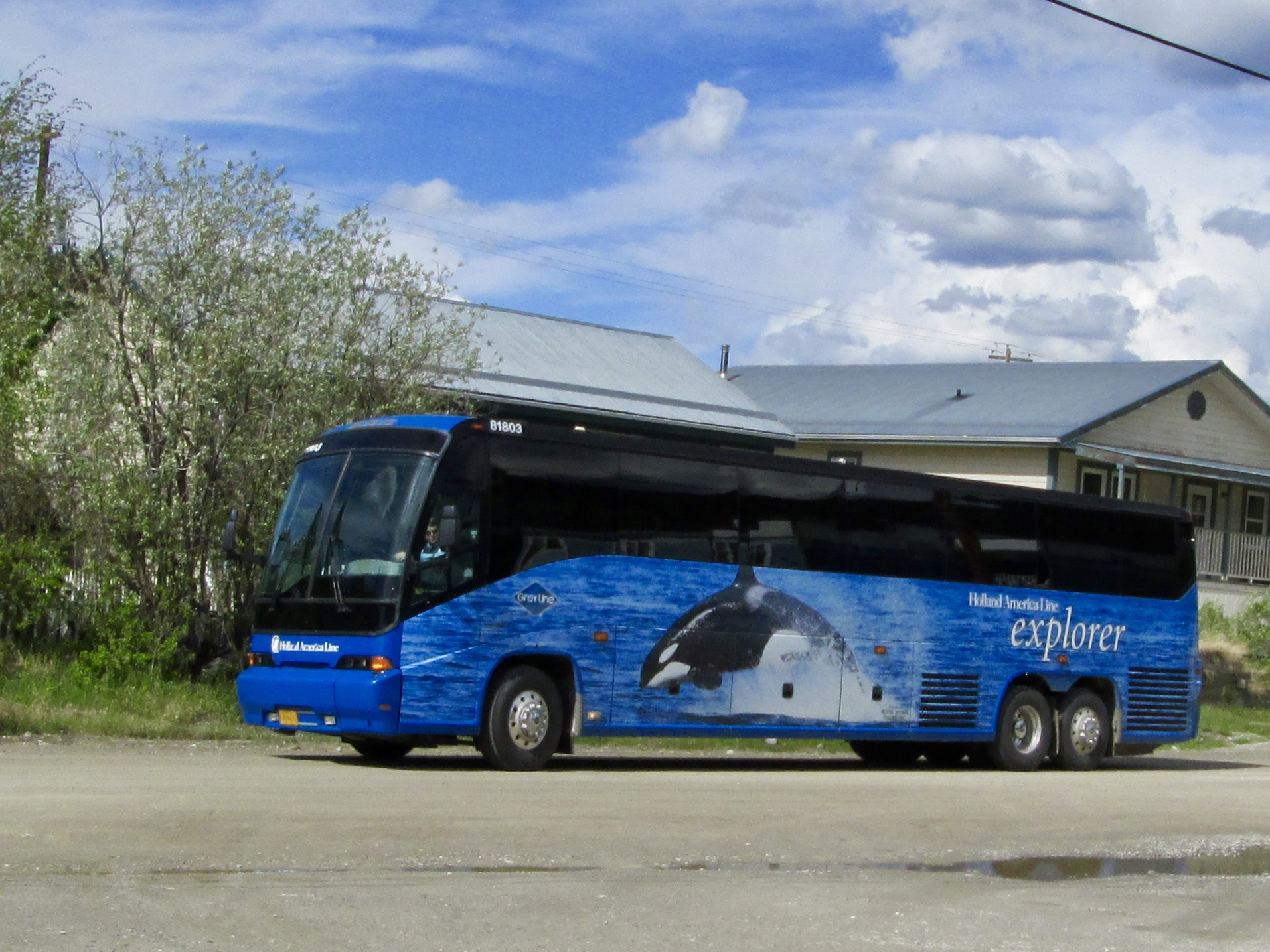 Motorcoach Industries (MCI) 45'